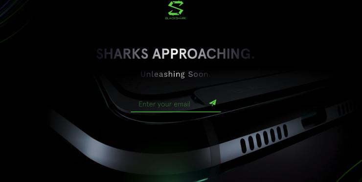 Witryna Black Shark