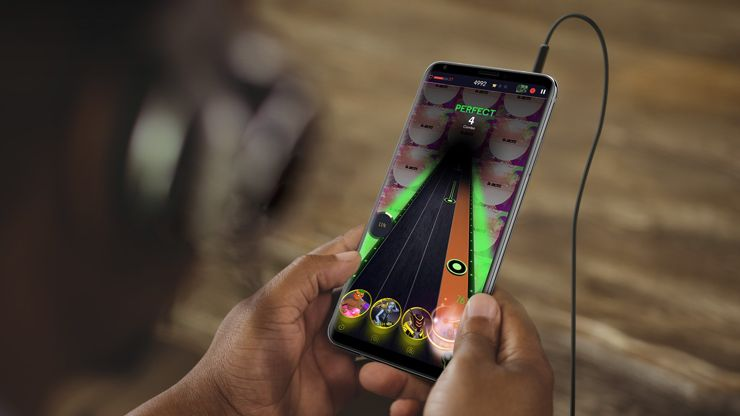 LG V40 z Androidem Pie dostrzeżony w Geekbench