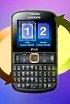 Prosty Samsung Ch@t 222 Duos