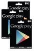 Karty podarunkowe w Google Play
