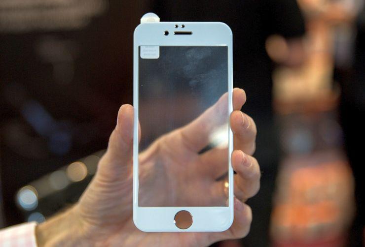 Szkło ochronne na iPhone 7
