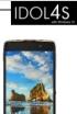 Alcatel Idol 4S z Windows ujawniony przez T-Mobile