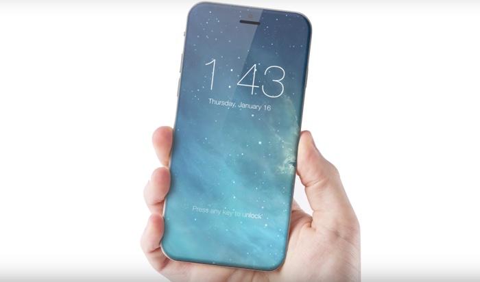 Koncepcja iPhone 8 przygotowana przez ConceptsiPhone