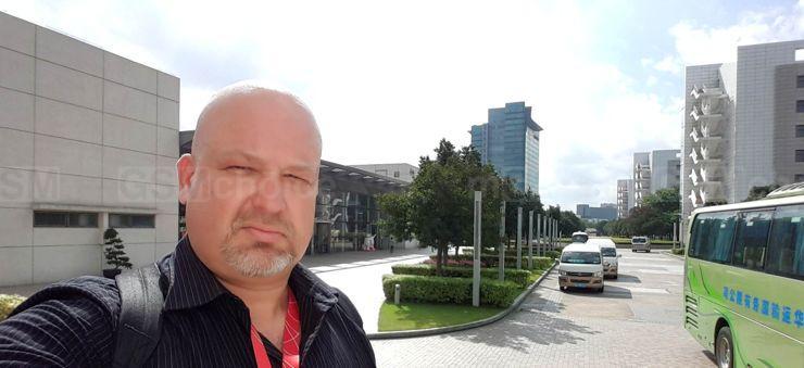 Siedziba Huawei w Shenzen. Tu ponoć powstaje asystent głosowy