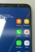Samsung Galaxy S8 on new images, with a new interface