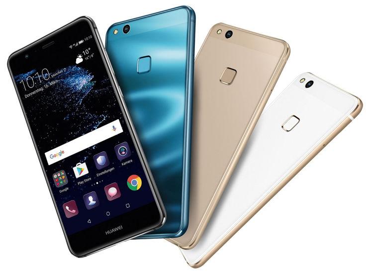 Huawei P10 Lite - 4 kolory