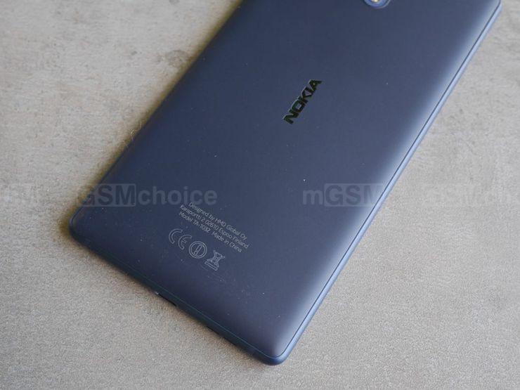 Nokia 8 zachowa zapewne surową, prostą stylizację
