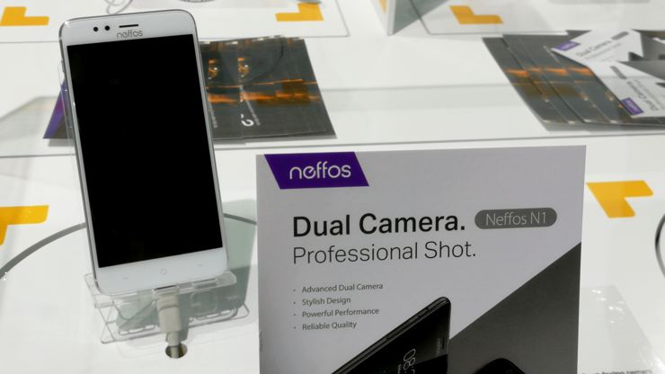 Die Premiere des Neffos N1 mit einer Dual-Kamera