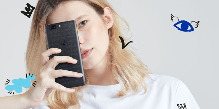OnePlus 5 JCC+ Limited Edition