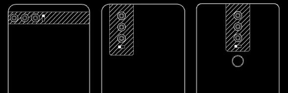 Zarys sylwetki Huawei P20, P20 Plus i P20 Pro