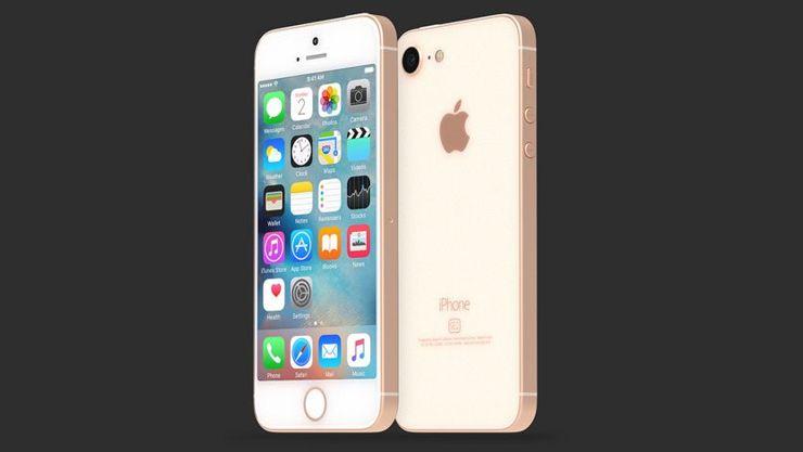 Nowe informacje o iPhone'ie SE2