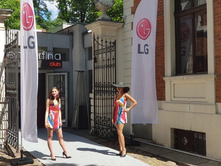 Premiera LG G7 ThinQ