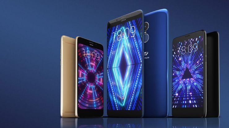 Nowa linia smartfonów od myPhone