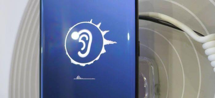 Prototypowy głośniko-ekran Samsunga
