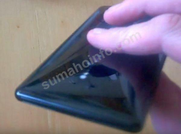 Domniemana Sony Xperia XZ3