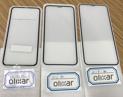 Olixar nie przewiduje mniejszego iPhone'a - mają być 5,8-, 6,1- oraz 6,5-calowe ekrany