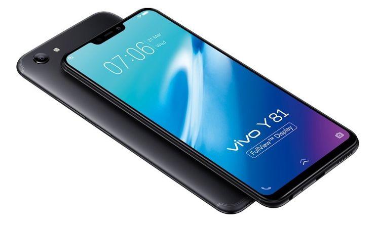 Tak prezentuje się Vivo Y81