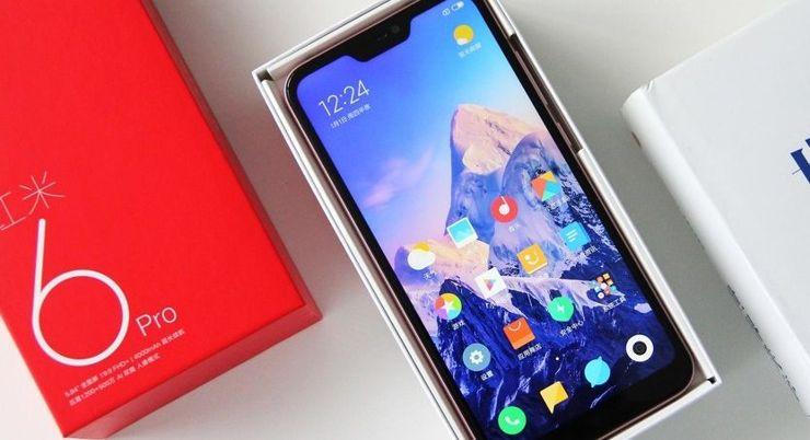 Xiaomi Redmi 6 Pro - kolejne zdjęcia i informacje
