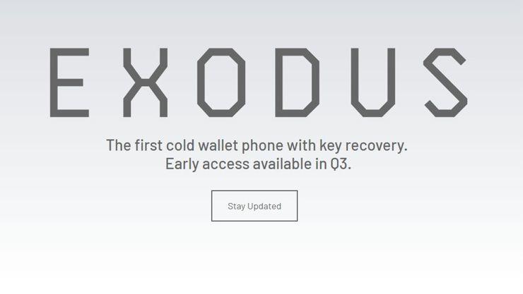 Zainteresował was Exodus? Oficjalna strona zapowiada debiut produktu w 3. kwartale roku