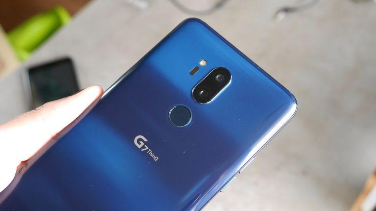 LG G7 ThinQ miał premierę w maju, w październiku spodziewamy się LG V40