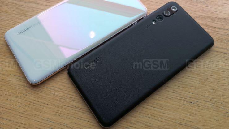 Huawei P20 Pro w skórze