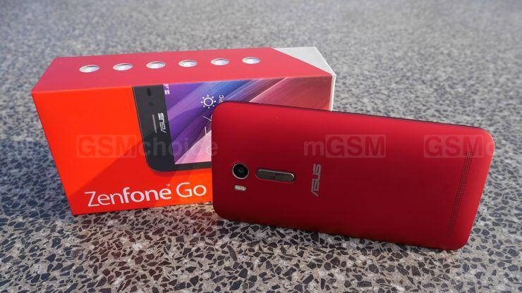 Asus Zenfone GO (ZB552KL)