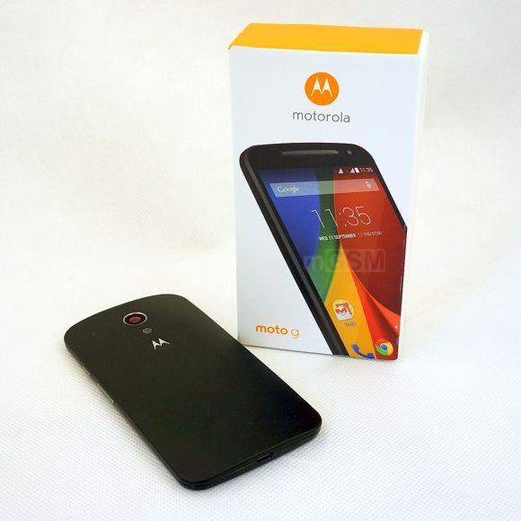 Motorola Moto G 2nd Gen - Druga generacja zwiera szeregi