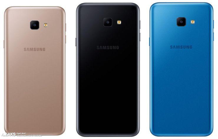 Tak prezentuje się Galaxy J4 Core