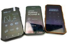 Hammer Energy, MaxCom Smart MS457 LTE Strong i Samsung Galaxy Xcover 4