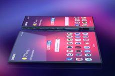 Folded Samsung