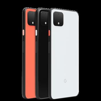 Google Pixel 4 and Pixel 4XL
