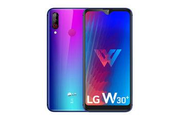 LG W30+