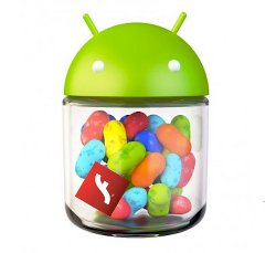 Jelly Bean with Adobe Flash