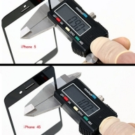 Measuring of iPhone