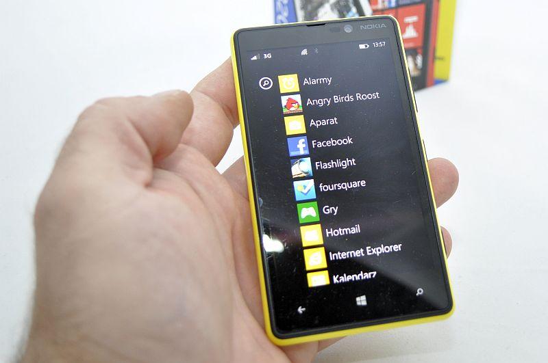 Nokia Lumia 820 review: Nokia Lumia 820: colorful tiles :: GSMchoice