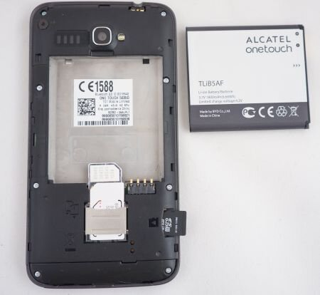 Alcatel One Touch 5035D X'POP