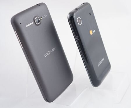Alcatel One Touch X'Pop review: Alcatel OneTouch X'POP - Dual SIM