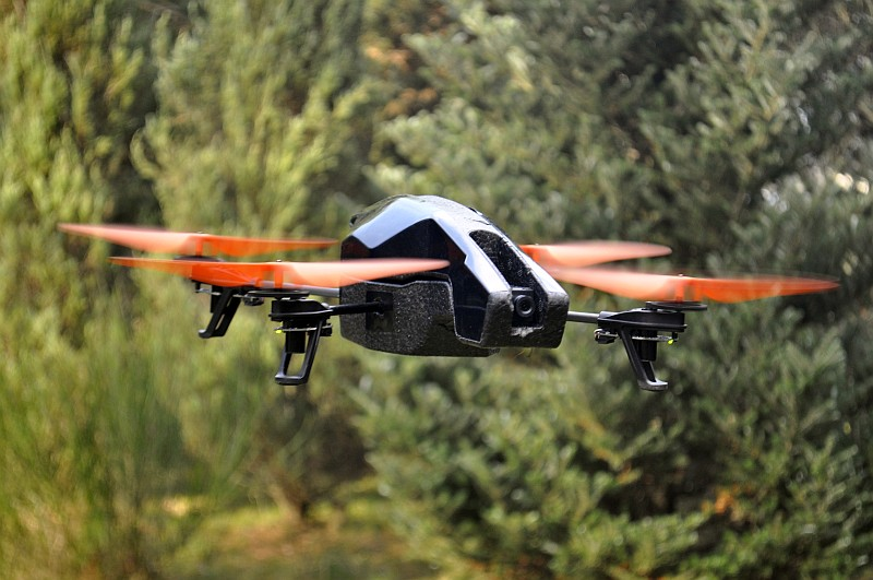 Parrot AR.Drone 2.0 Power Edition: Toy for big boys - Read ...