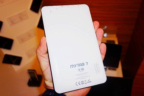 myTab 7