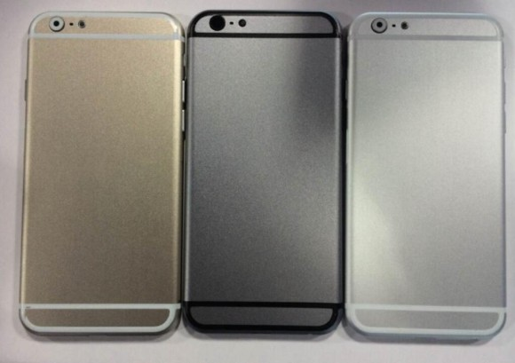 Mock-up of iPhone 6