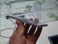 Sony Xperia M4 Aqua prezentuje się elegancko