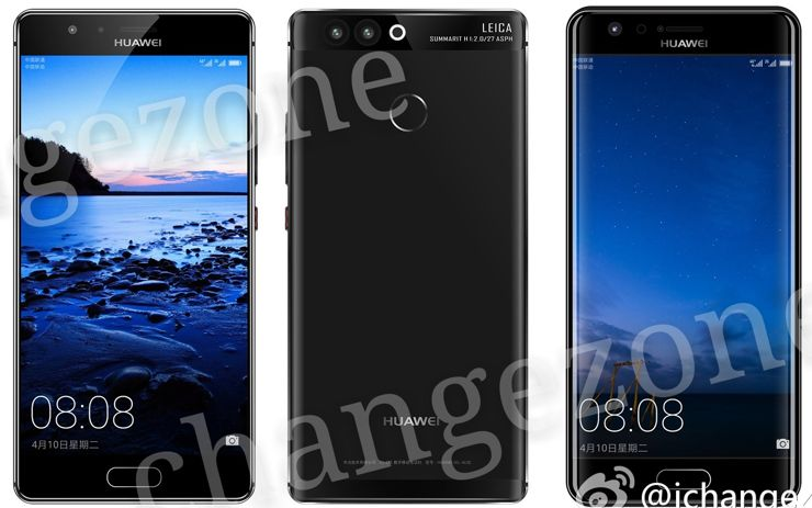 Czy to Huawei P10? Może...