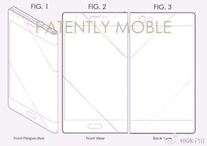 Tak może wyglądać Samsung Galaxy X