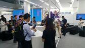 Kilka migawek z konferencji w Tajpej