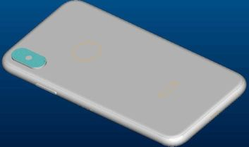 Renders of iPhone 8