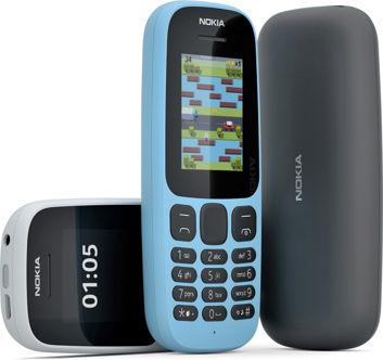 Nokia 105 i Nokia 130