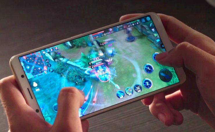 Vivo X20 - smartfon dla gracza