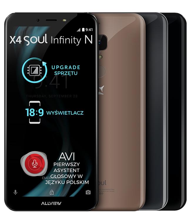 Allview X4 Soul Infinity N