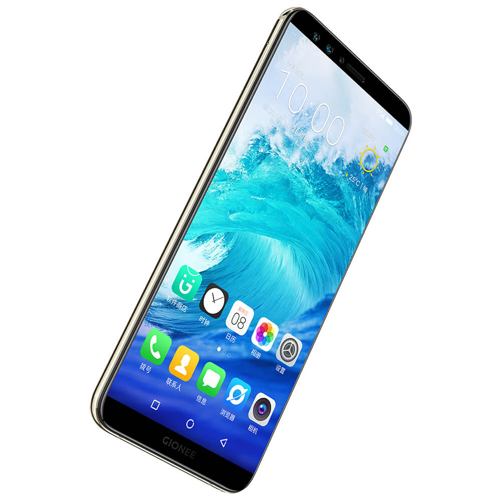 Gionee S11S Wallpapers: As Many As Eight Novelties :: GSMchoice.co.uk