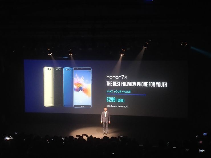 Price of Honora 7X